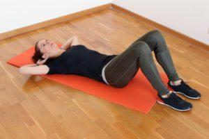 Sixpack training exercises